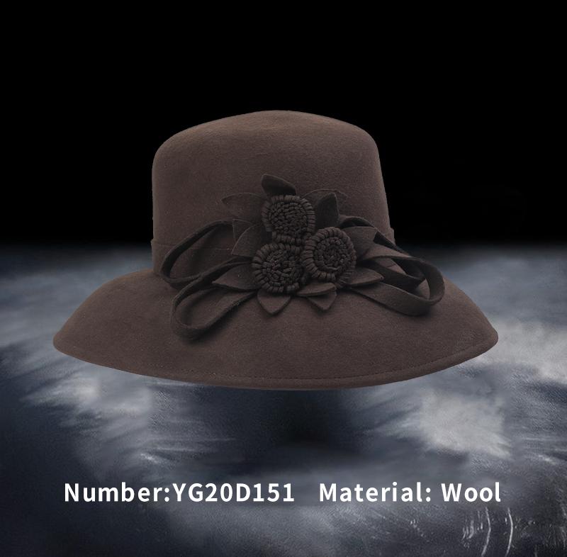 Wool hat(YG20D151)