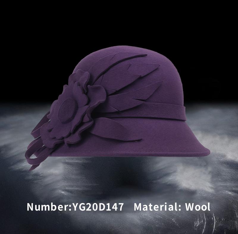 Wool hat(YG20D147)
