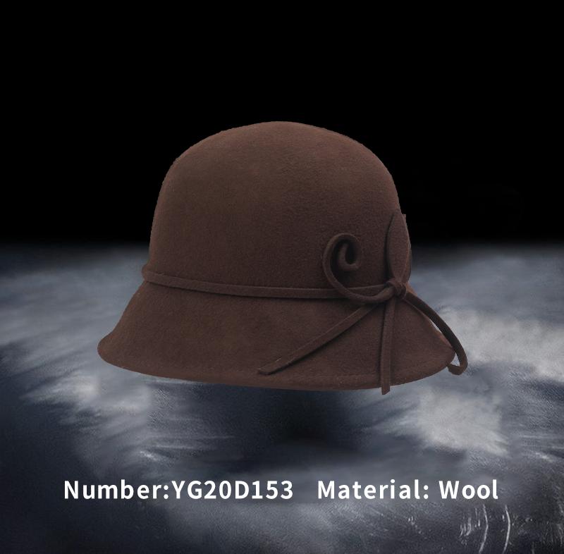 Wool hat(YG20D153)