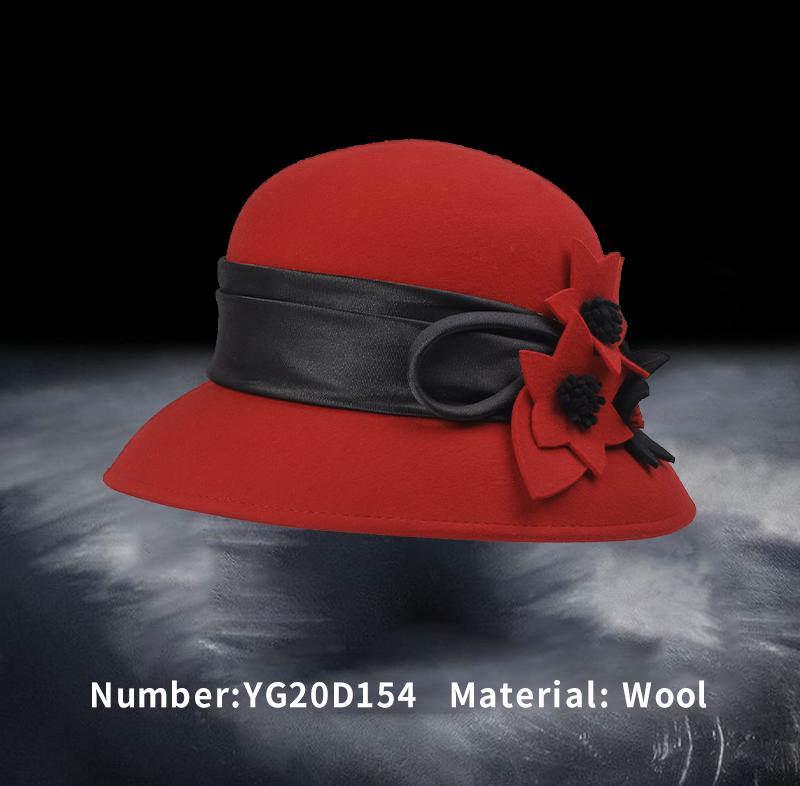 Wool hat(YG20D154)