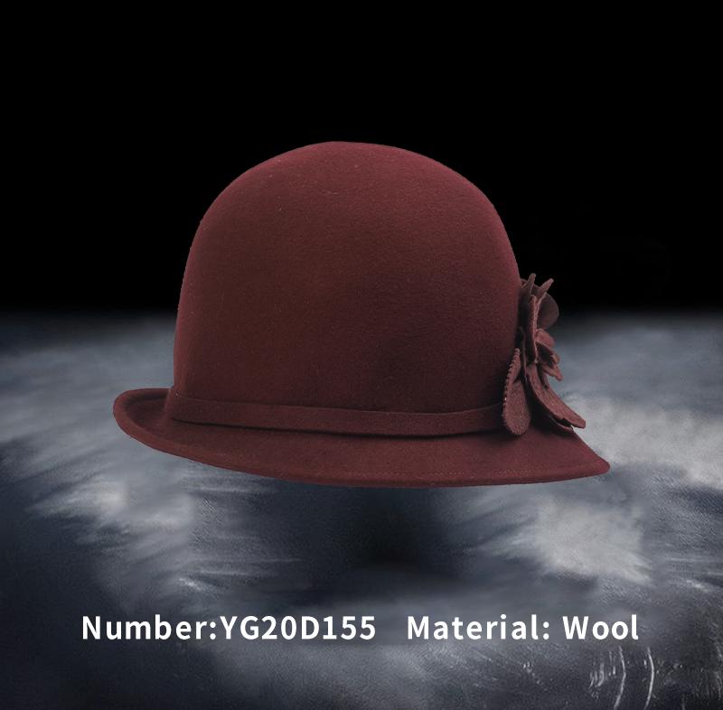 Wool hat(YG20D155)