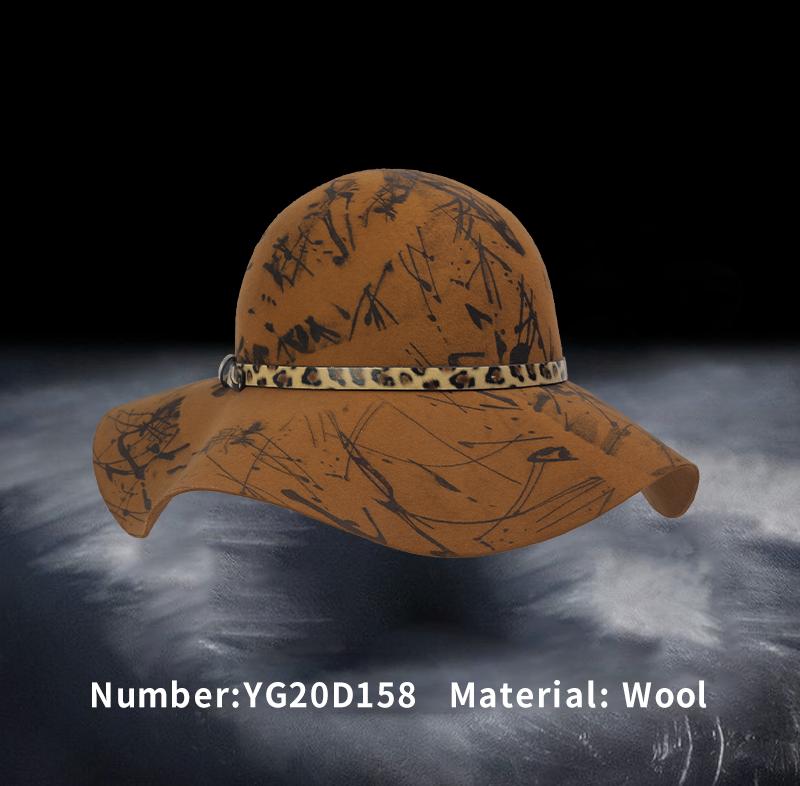 Wool hat(YG20D158)