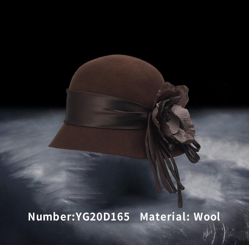 Wool hat(YG20D165)