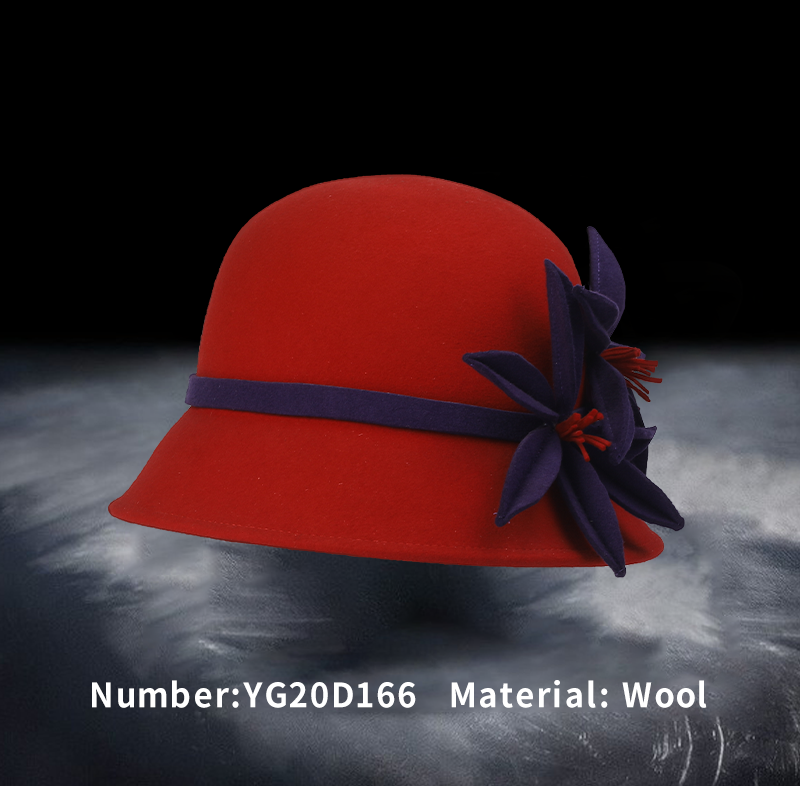 Wool hat(YG20D166)