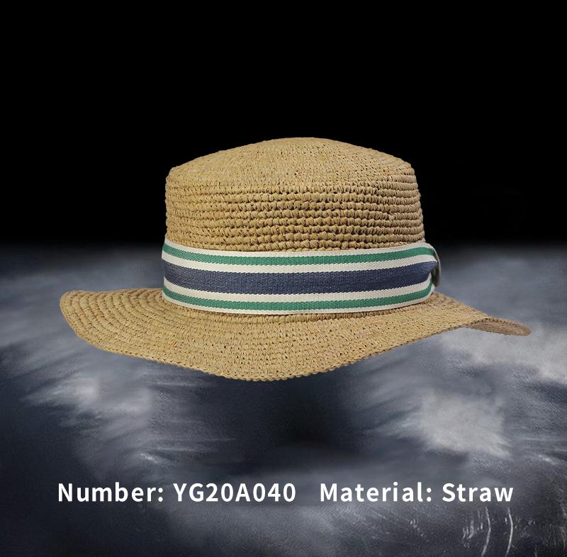 Straw hat(YG20A040)