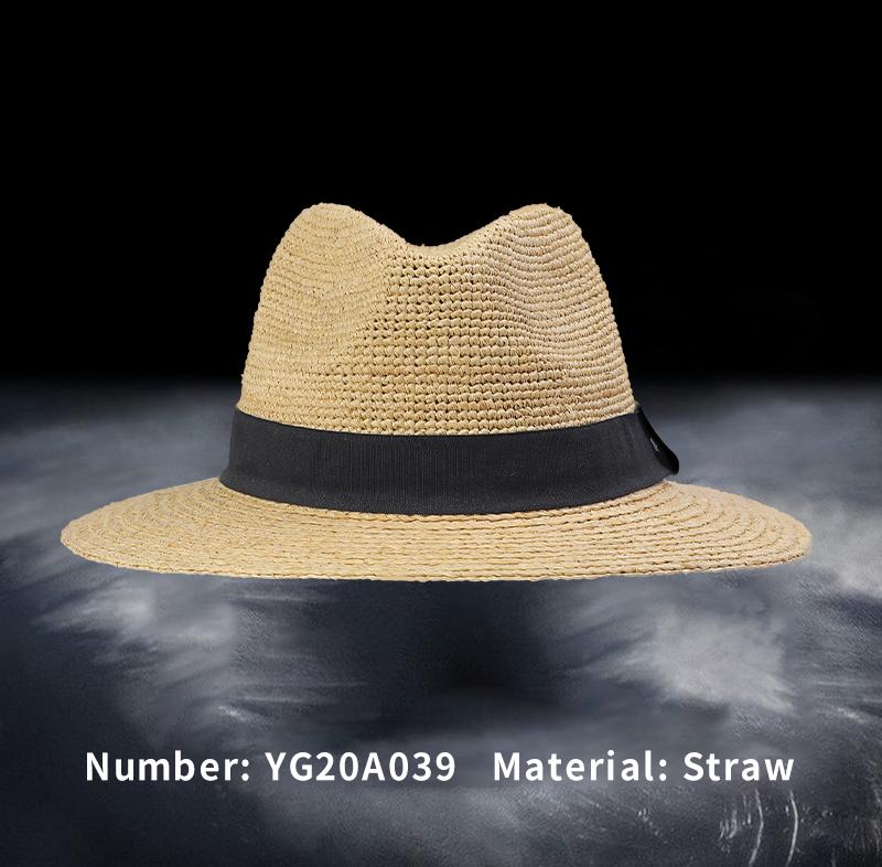 Straw hat(YG20A039)