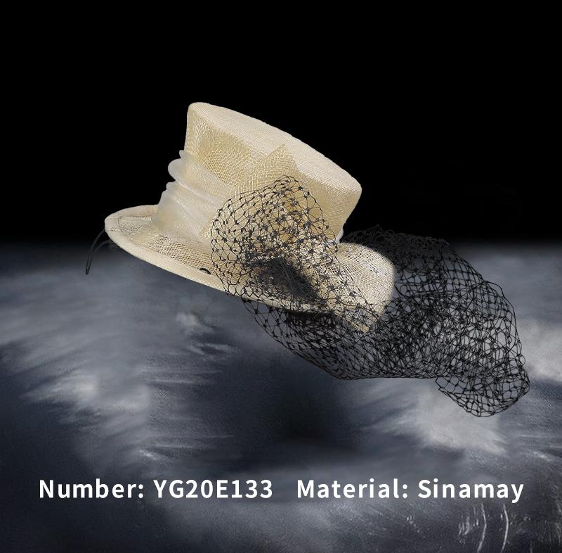 Hemp hat(YG20E133)