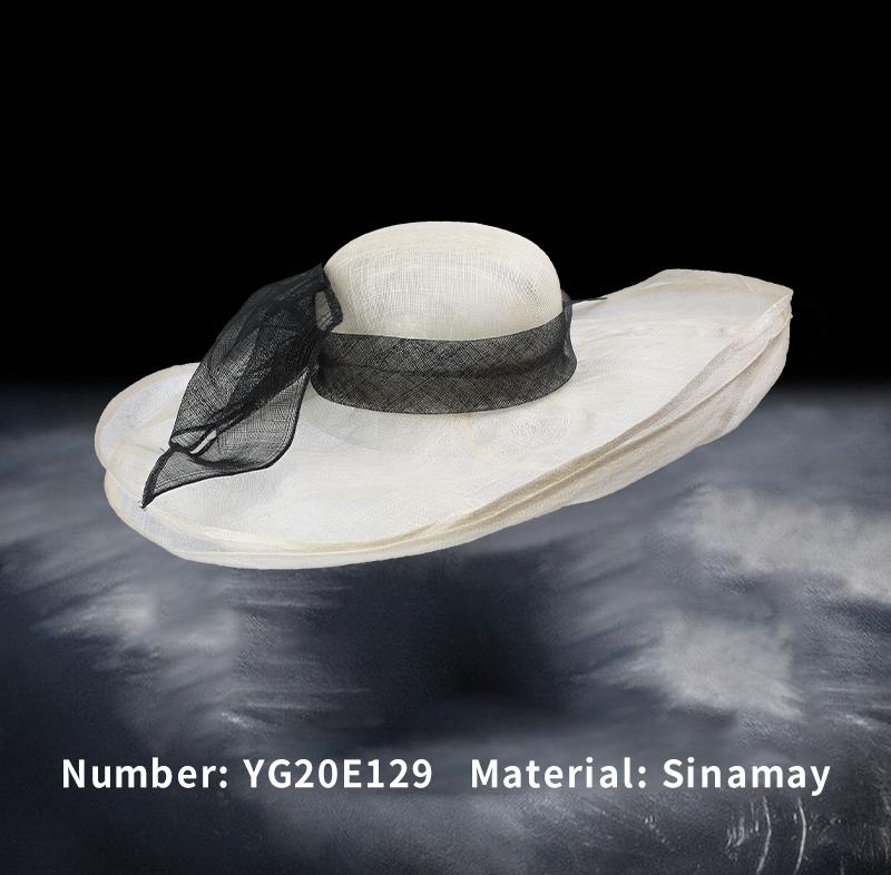 Hemp hat(YG20E129)