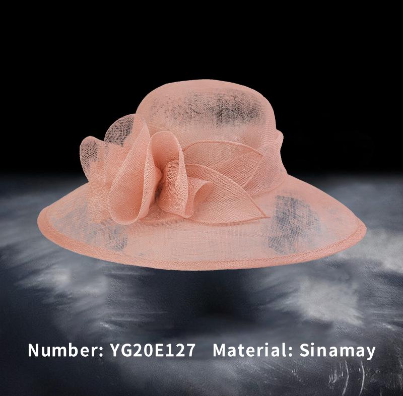 Hemp hat(YG20E127)