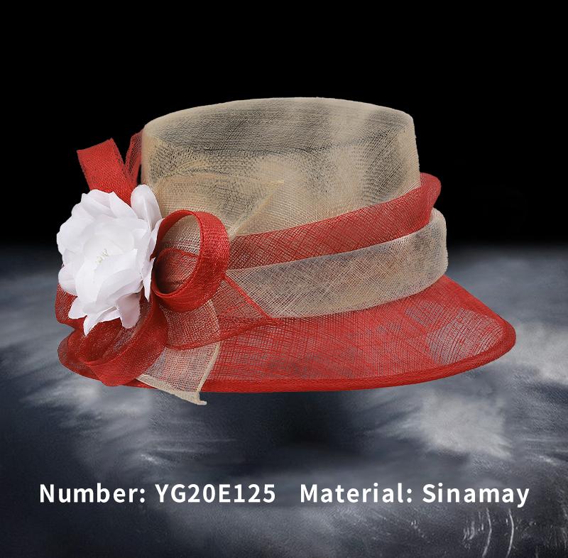 Hemp hat(YG20E125)