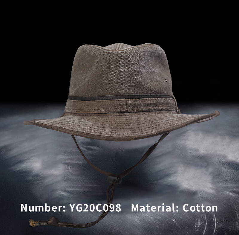 Cotton hat(YG20C098)