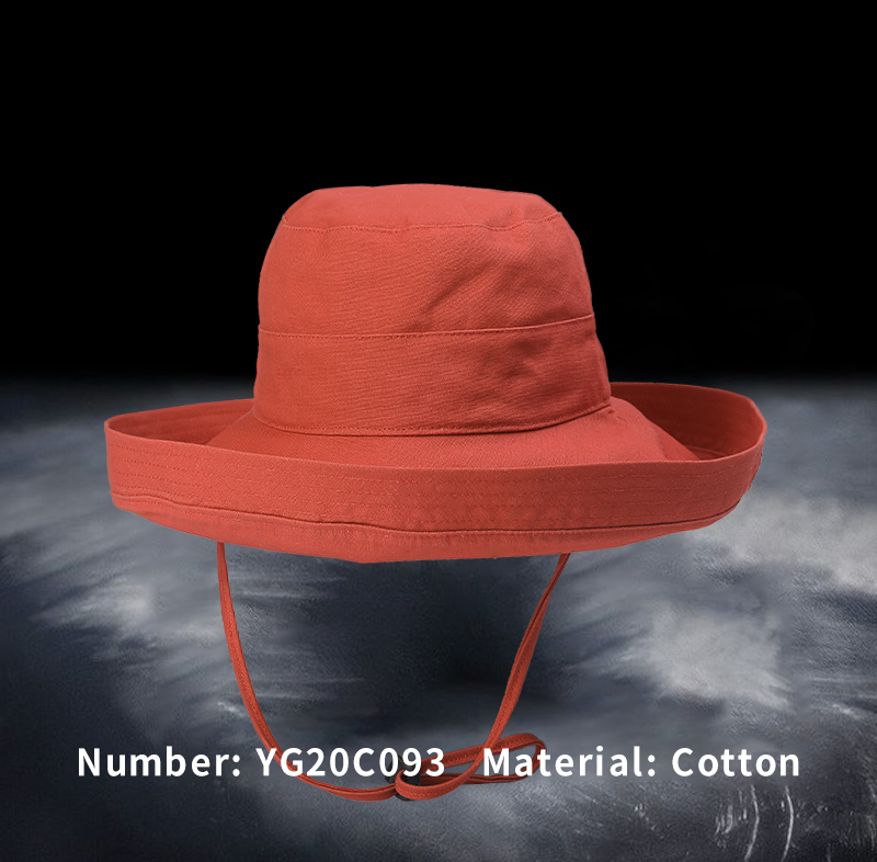 Cotton hat(YG20C093)