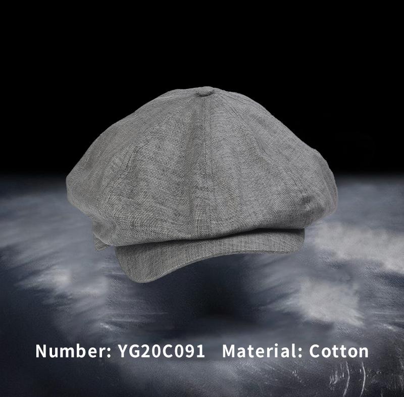Cotton hat(YG20C091)