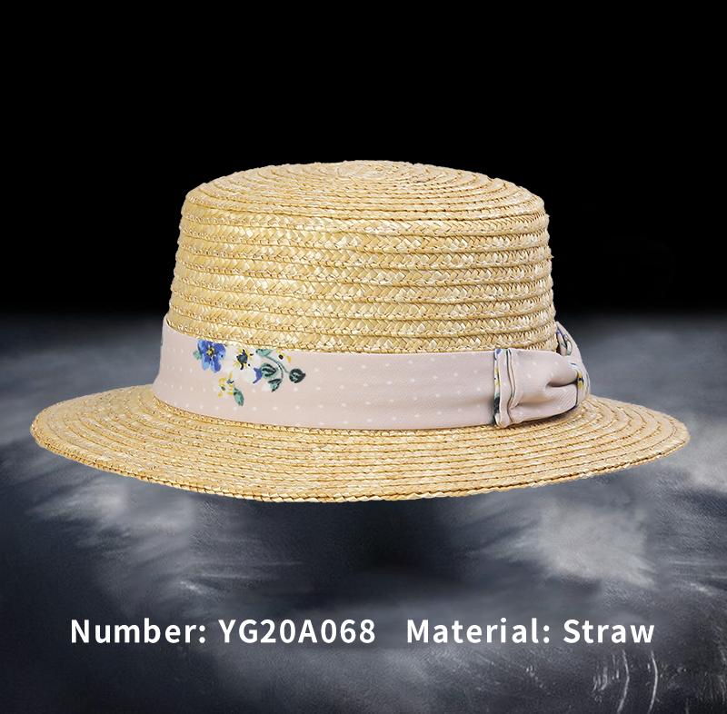 Straw hat(YG20A068)