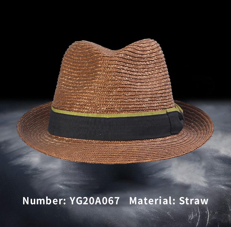 Straw hat(YG20A067)