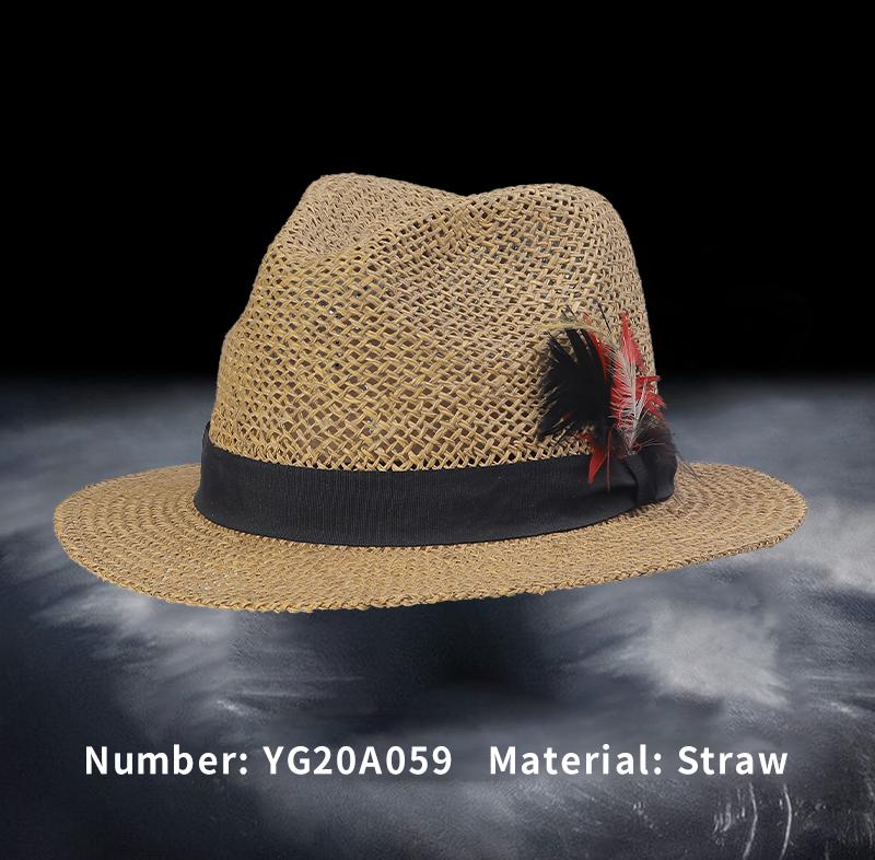 Straw hat(YG20A059)