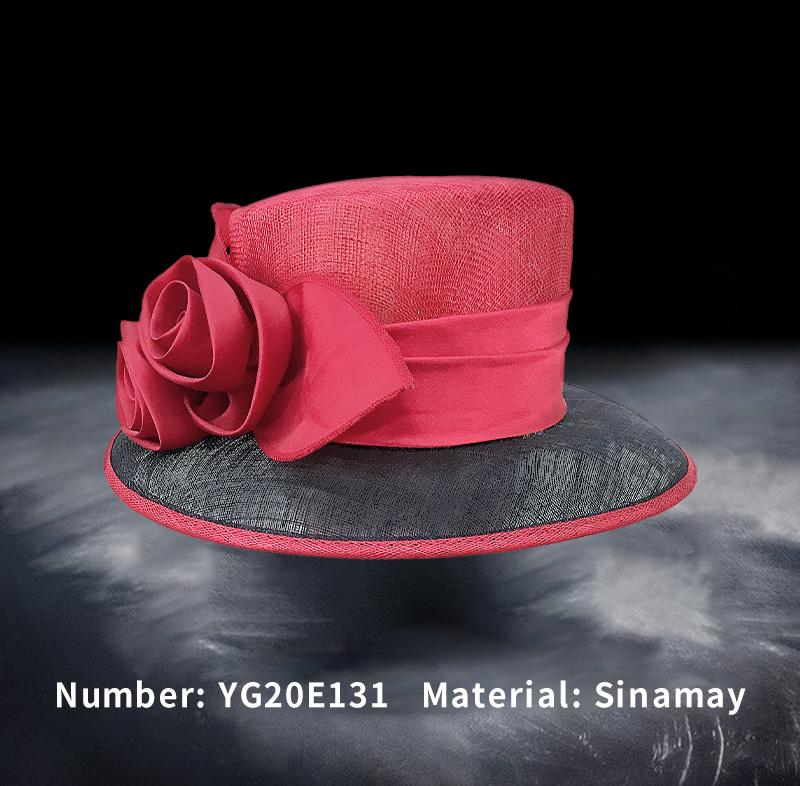 Hemp hat(YG20E131)
