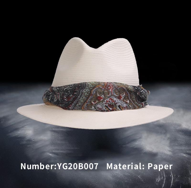 Paper hat(YG20B007)