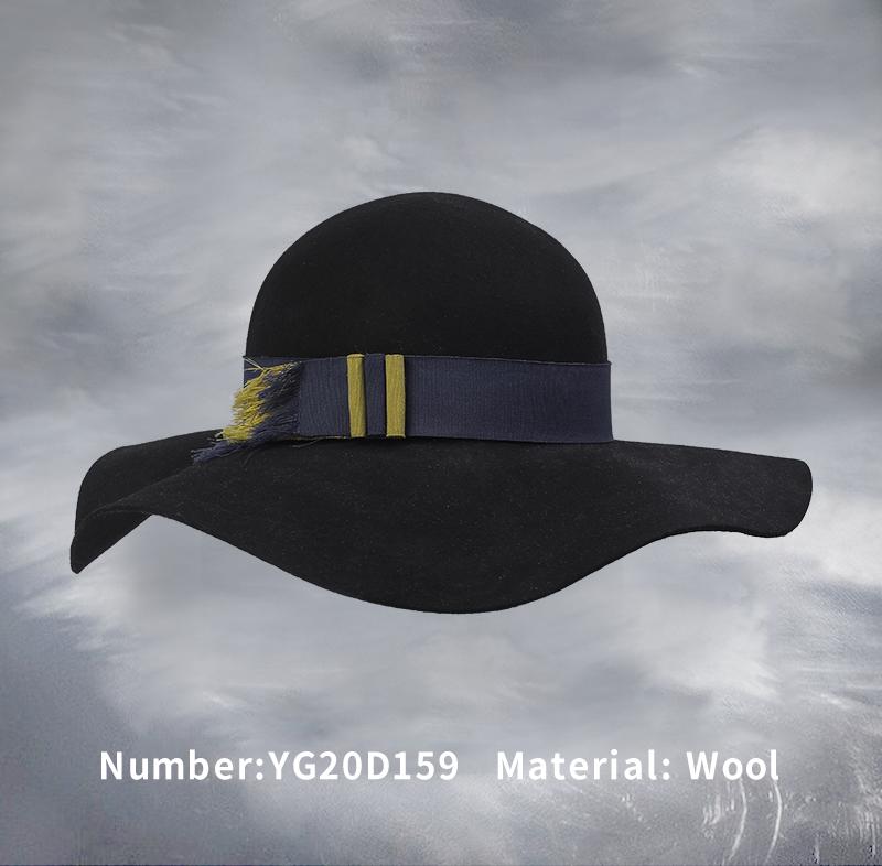 Wool hat(YG20D159)