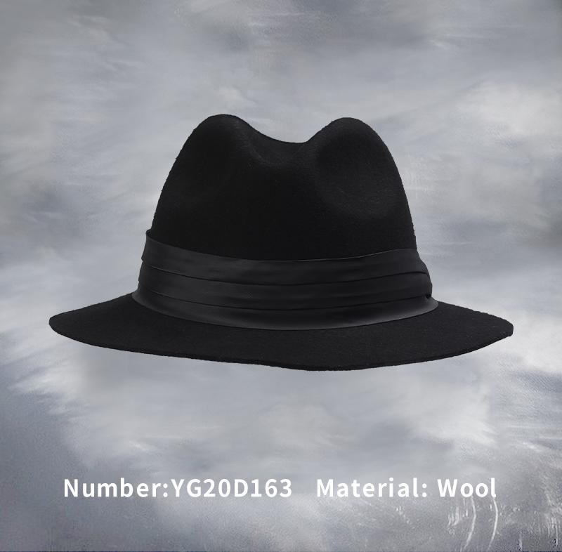 Wool hat(YG20D163)