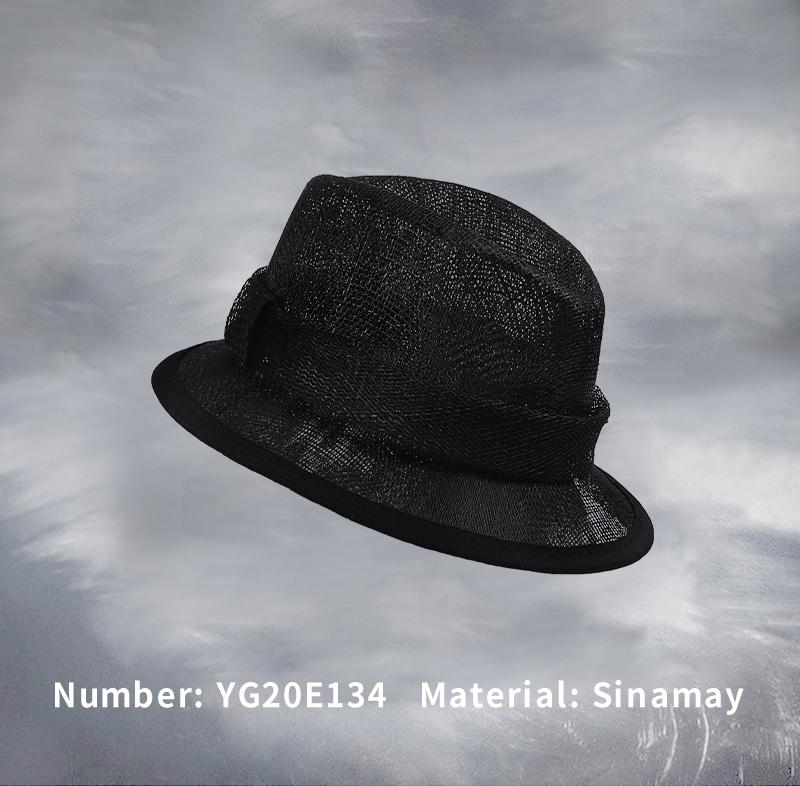 Hemp hat(YG20E134)