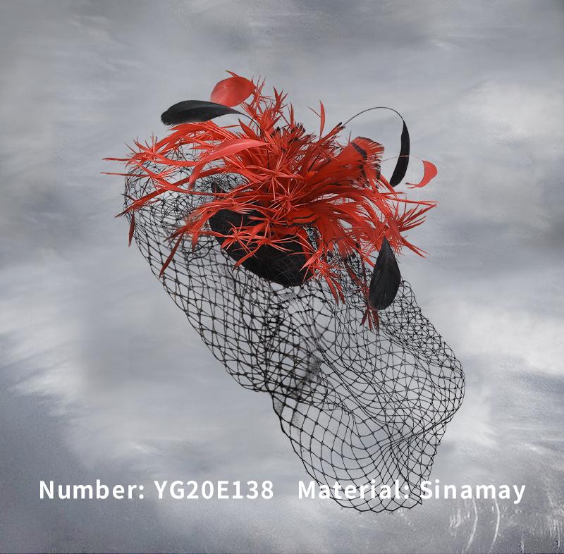 Hemo headdress(YG20E138)