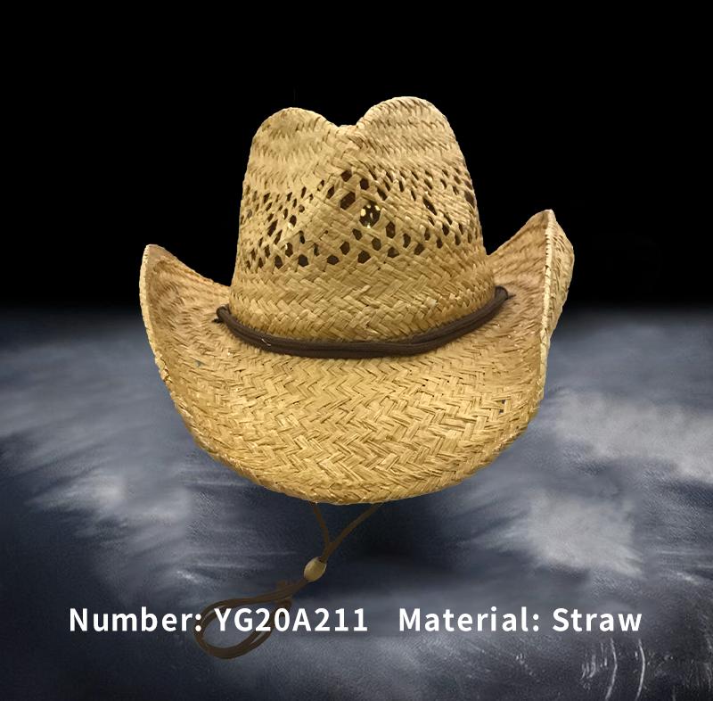 Straw hat(YG20A211)